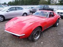 corvette junkyard california 1969 corvette 427 convertible for sale 4 900