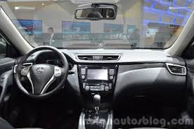 nissan navara 2008 interior nissan navara np300 dashboard interior at iaa 2015 indian autos blog