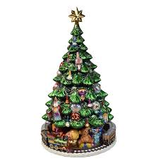 christopher radko 15th anniversary christmas tree musical cookie