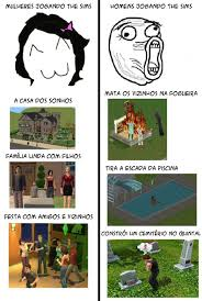 Sims Meme - the sims o foreveralone meme by milinhaa memedroid