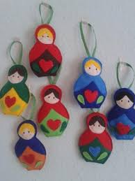 diy felt ornaments gifts thrivinglife co