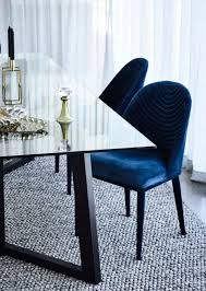 Navy Blue Dining Room Chairs Chair Blue Leather Dining Room Chairs Yellow Fabric Dining