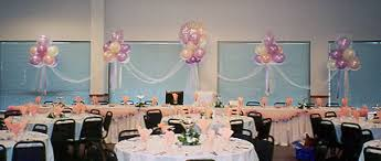 Balloon Centerpieces For Tables Balloon Decorations For Corporate Functions Parties And Weddings