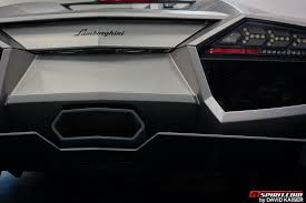 lamborghini light grey photo of the day lamborghini reventon roadster gtspirit