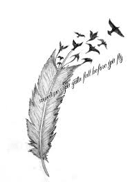 feather tattoo designs feather tattoos with words cosas para