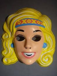 vintage masks holy crap a heckle jeckle get up show bean