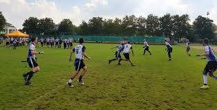 Flag Football Equipment Lizzards Spielen Stark Im Flag Football Liga Finale Sg Kelkheim
