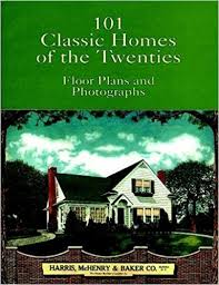 Classic Homes Floor Plans 101 Classic Homes Of The Twenties Floor Plans And Photographs