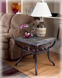 amazon com ashley furniture signature design antigo living room