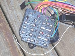 corvette fuse box diagram wiring diagrams
