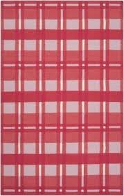 Plaid Area Rug Red Plaid Rug Foter