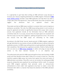mba application essay sample using essay writing services benefits of using essay writing service tips on hiring professional custom essay writing services