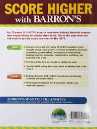 barron u0027s ielts with audio cds 3rd edition dr lin lougheed