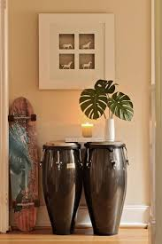 Foyer Accent Table Amazing Of Foyer Accent Table Drum Accent Tables Eclectic