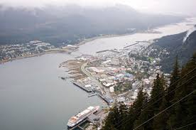 Alaska Map With Cities And Towns by Juneau Alaska Wikipedia
