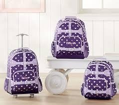 Pottery Barn Mackenzie Backpack Kids U0026 Toddler Backpacks U0026 Book Bags Pottery Barn Kids