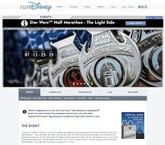 star wars light side half marathon postponed rumor rundisney cancels all future race events half marathons at