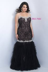 blush prom dress http www bigbeautifulblackgirls com 12 plus