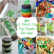 st patrick u0027s day fun treats for kids michelle u0027s party plan it