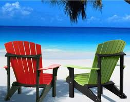 At Home Patio Furniture How To Vacation Right At Home This Summer With Recyled Outdoor