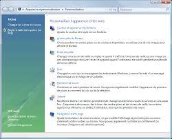 comment remettre la corbeille sur le bureau windows 7 affichage windows vista aidewindows
