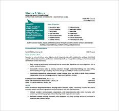 Sample Consulting Resume Mckinsey by 11 Sample Consultant Resume Templates Free Word Excel Pdf