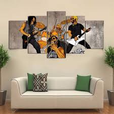 Art Decoration For Home by Online Get Cheap Metallica Wall Art Aliexpress Com Alibaba Group