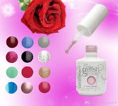 top quality harmony gelish nail polish colors soak off led uv gel