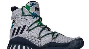 andrew wiggins new adidas shoes getting roasted like armour