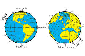 World Map Equator by How Far Is It Between Lines Of Latitude And Longitude