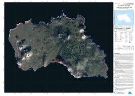 Eros Map Azores Islands