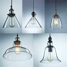 hanging glass pendant lights new hanging glass pendant lights glass pendant l shade