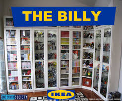 ikiea best ikea display cases for action figures one sixth society