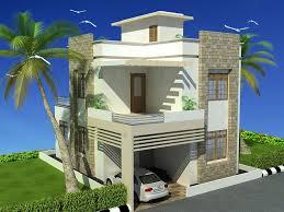 Duplex Home Design Plans 3d 3d Front Elevation Concepts Home Design