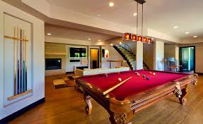 bedroom alluring interior amazing modern basement game room
