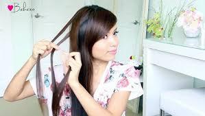 3 cute u0026 easy summer hairstyles for medium to long hair video