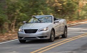 2013 chrysler 200 convertible v 6 test u2013 review u2013 car and driver