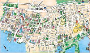 Mc Maps Large Honolulu Maps For Free Download And Print High Resolution