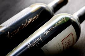wine bottle engraving calligraphy and wine bottle engraving houston tx