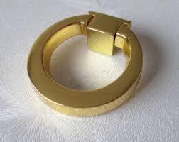 gold brass cabinet hardware lynnshardware etsy studio