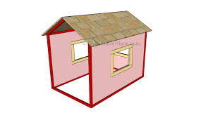 Simple Playhouse Plans Myoutdoorplans Free Woodworking Plans