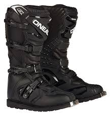 motorcycle racing shoes o u0027neal rider boots revzilla