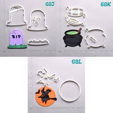 halloween cutters for cakes online get cheap halloween cookie cutter set aliexpress com