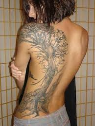 back tattoos picture list of back designs