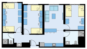 Floor Plan Of Child Care Centre by Campus Housing