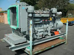 90kva diesel generator 99kva standby lister open set winchester