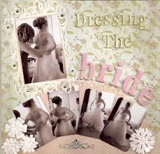 Scrapbook Wedding Album 56 Best Wedding Album Images On Pinterest Scrapbooking Layouts