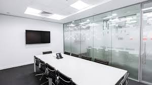 how to plan the lighting for meeting and conference rooms