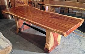 live edge table top slabs table designs