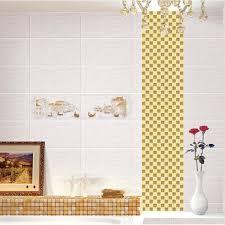 Mirrored Bathroom Wall Tiles - glass mirror mosaic tile sheets gold mosaic bathroom shower wall